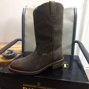 Men's Dan Post MID BRO OILY Boots